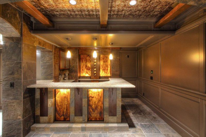 small basement wine cellar ideas