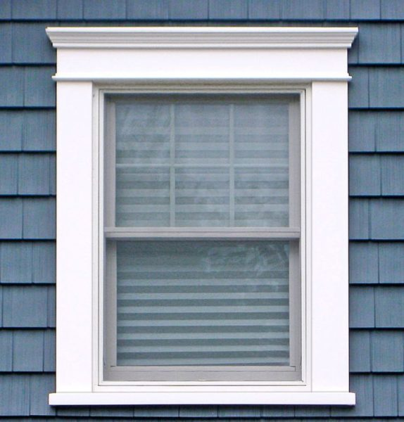 window trim ideas pictures