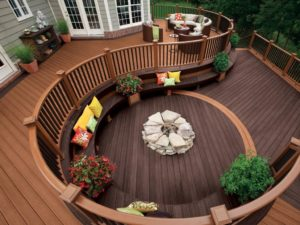 covered deck ideas pinterest