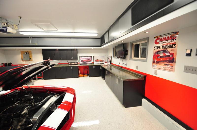 exterior garage paint color ideas