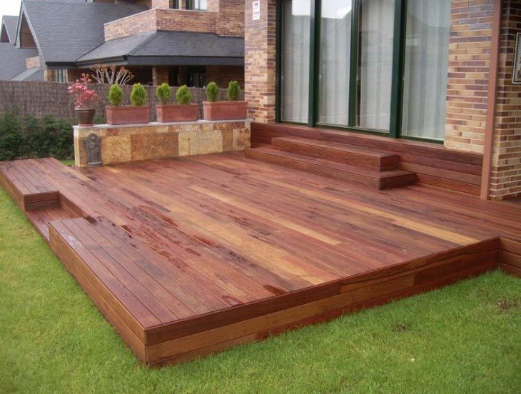 small deck ideas small yards