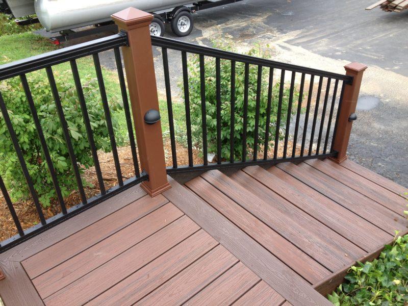 unique deck skirting ideas