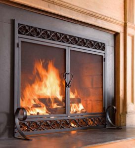 fireplace tile ideas modern