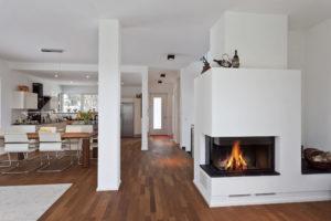 fireplace tile surround ideas