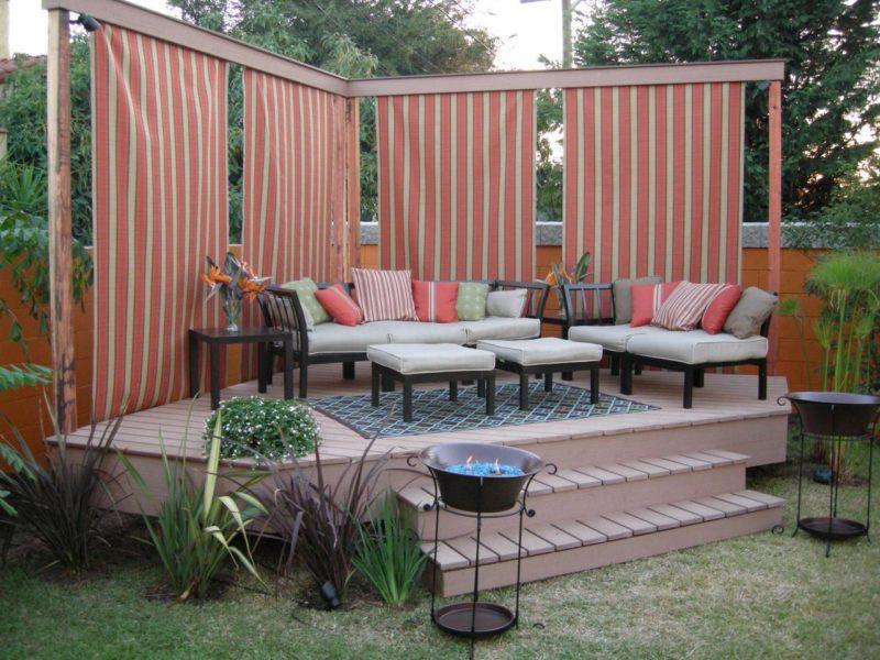 small area deck ideas
