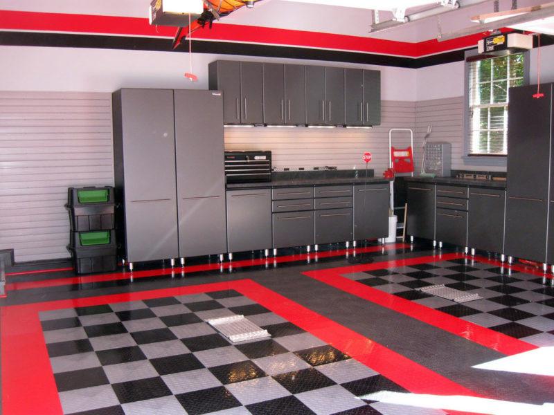 garage paint scheme ideas