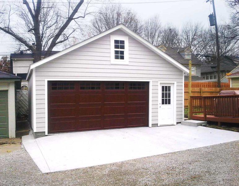 help the garage recede garage paint ideas - Garage Door Paint Colors