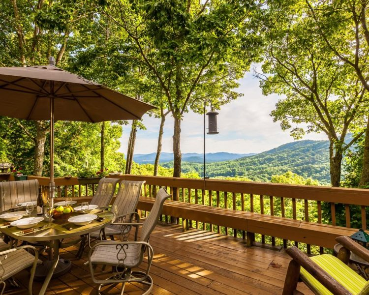 deck ideas for small homes