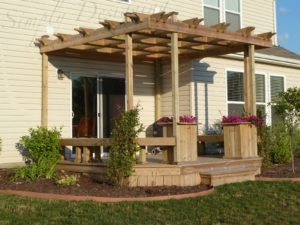 covered porch ideas for mobile homes