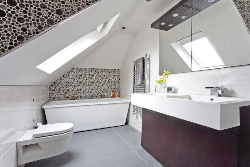grey bathroom suite ideas
