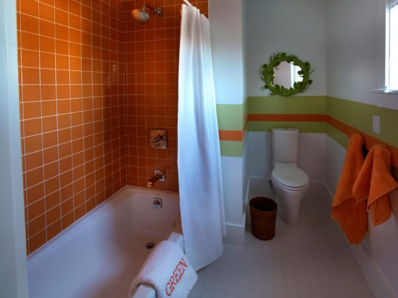 Luscious Colors Kids Bathroom Ideas