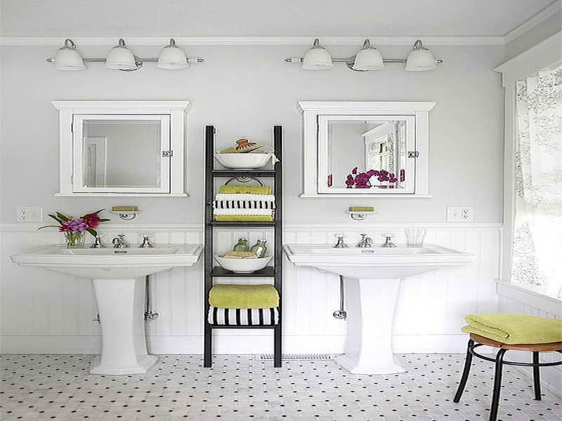 bathroom ideas in grey