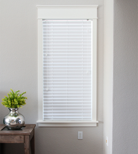 unique window trim ideas