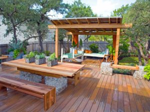 covered deck design ideas
