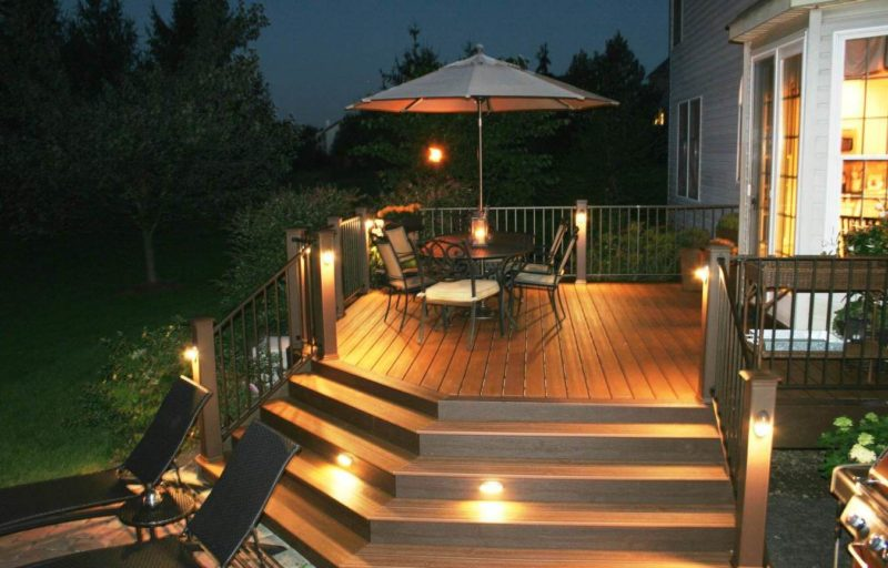 pictures deck skirting ideas