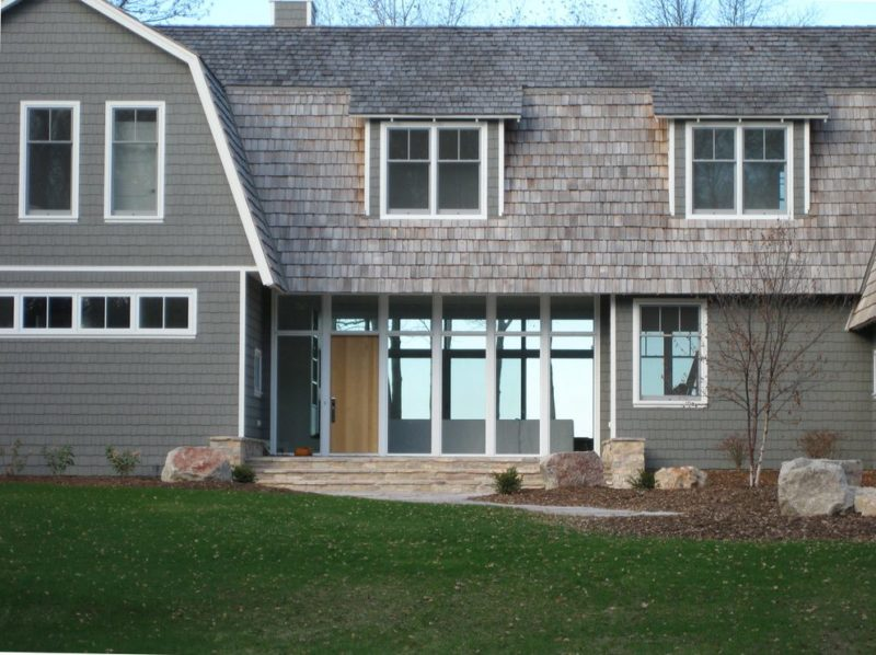 craftsman exterior window trim ideas