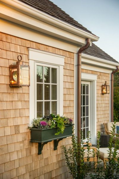 easy window trim ideas