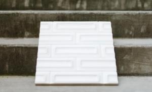 fireplace ideas using glass tiles
