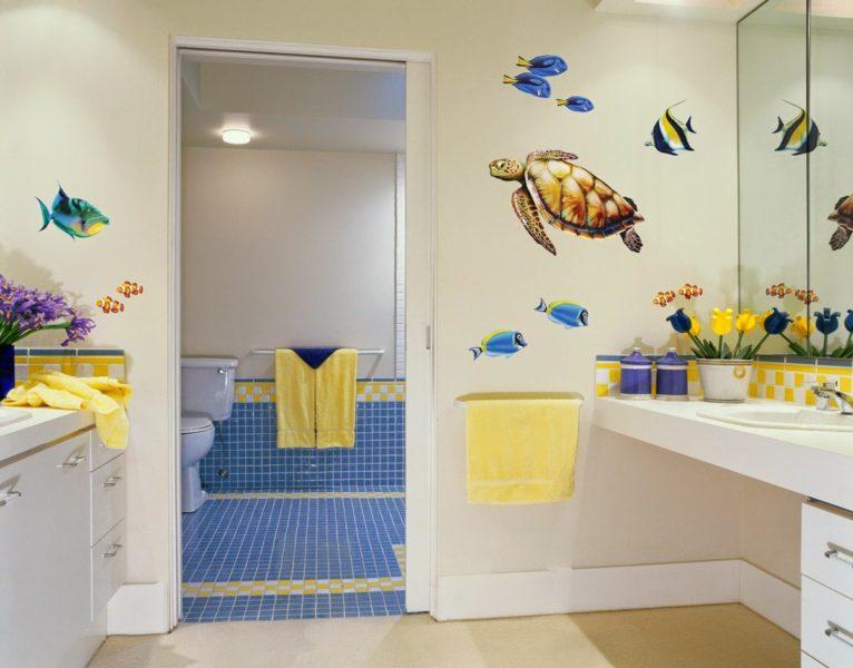 kids/guest bathroom ideas