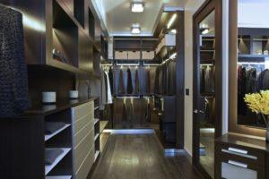 ideas for a small walk in closet