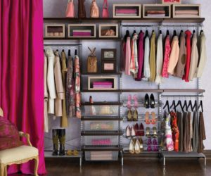 closet organization ideas for small walk in closets