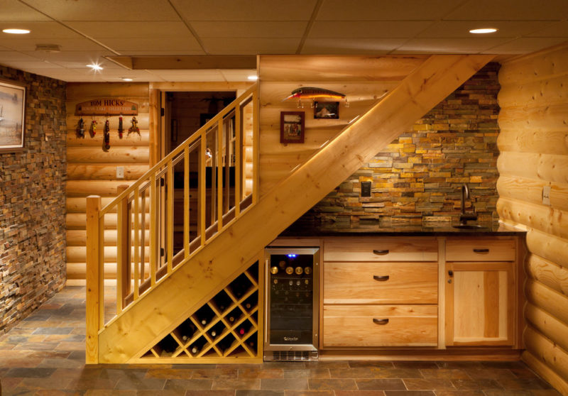 basement ideas for small spaces