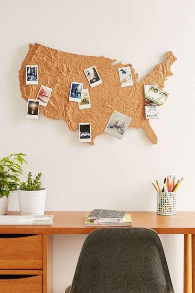 pretty cork board ideas