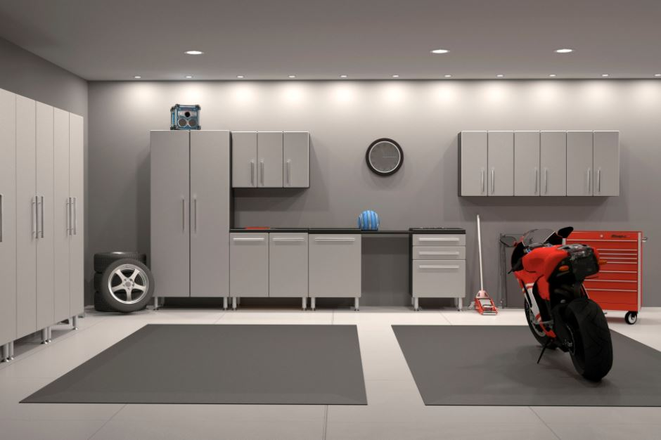 best garage floor for your room
