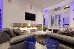 fireplace hearth tiles ideas