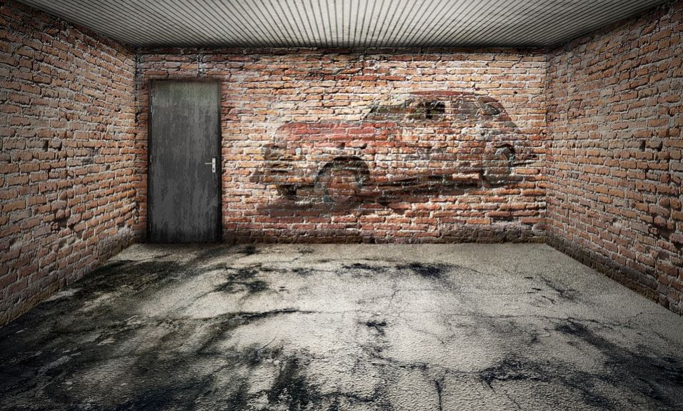 garage wall ideas