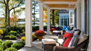 covered porch ideas pinterest