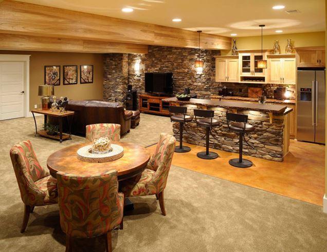 small basement reno ideas