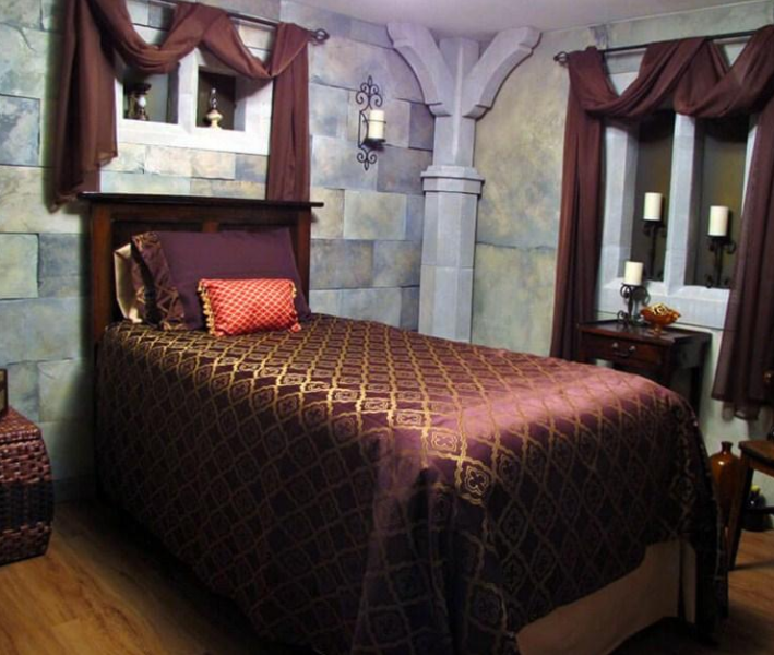 steampunk bedroom pinterest