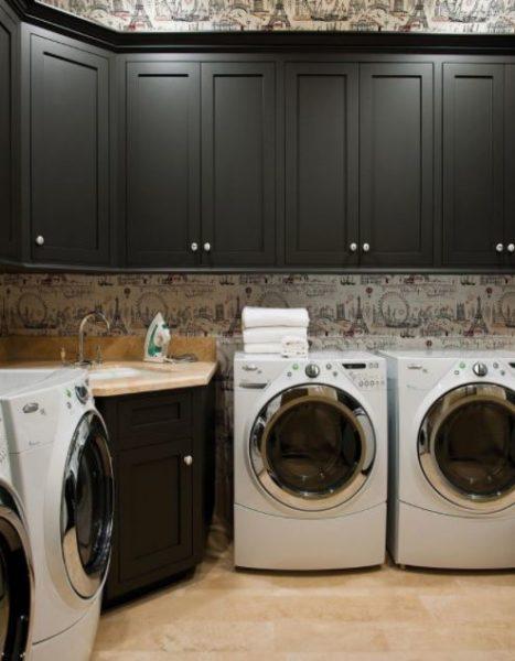 basement laundry room pinterest