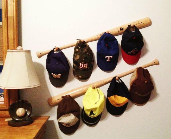 Cool Homemade Hat Rack Ideas