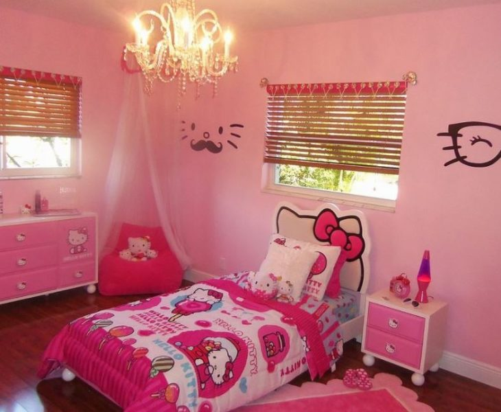 hello kitty bedroom pictures