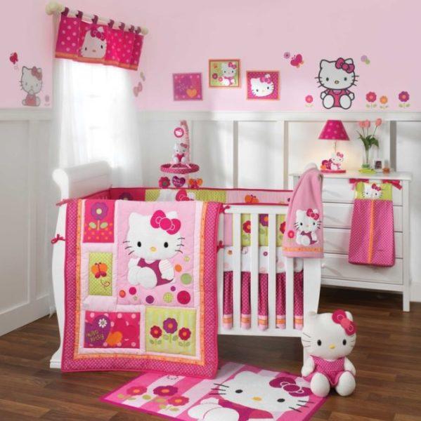 cheap hello kitty bedroom decor