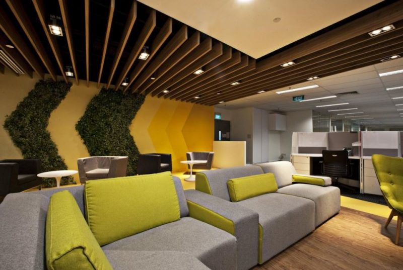 rec room seating ideas