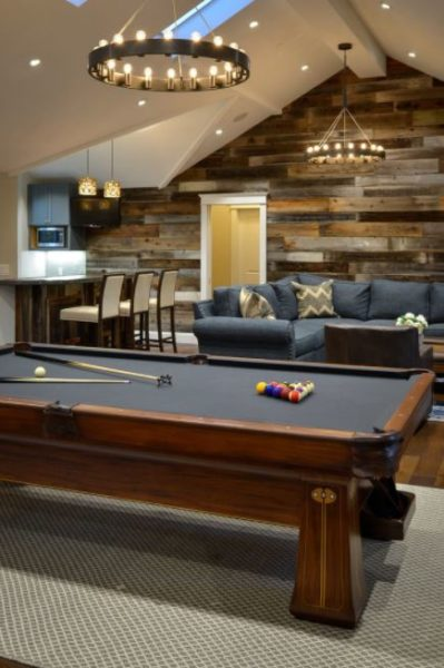 21 Amazing And Unbelievable Recreational Room Ideas Part 61
