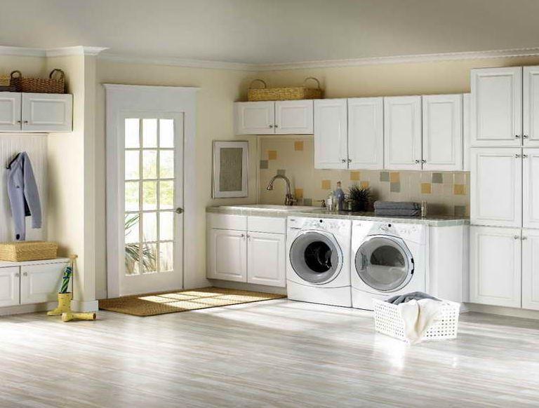 basement laundry room plans