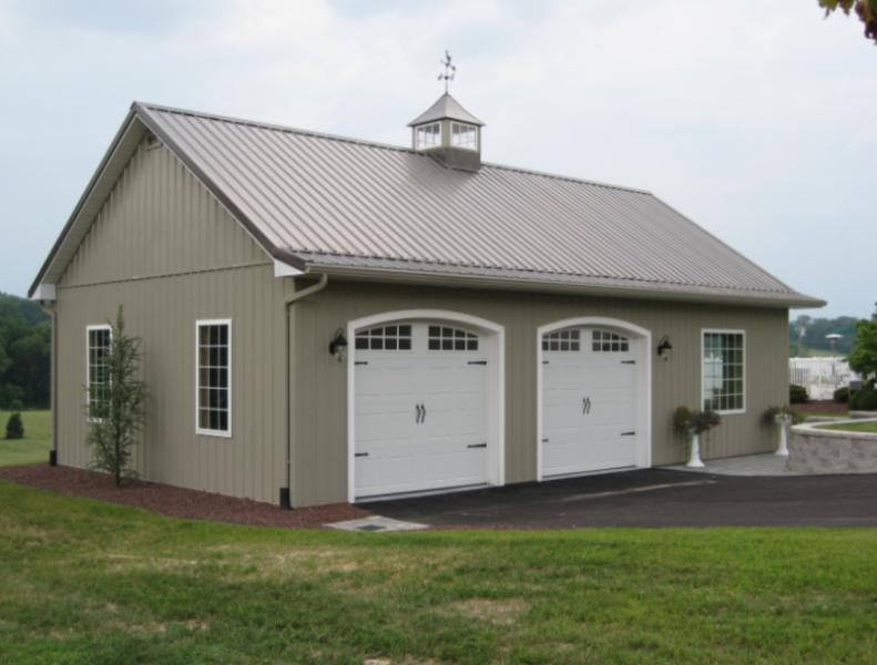 detached garage plans cottage