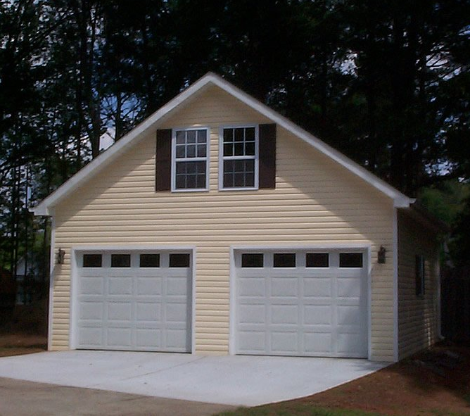 detached garage plans florida
