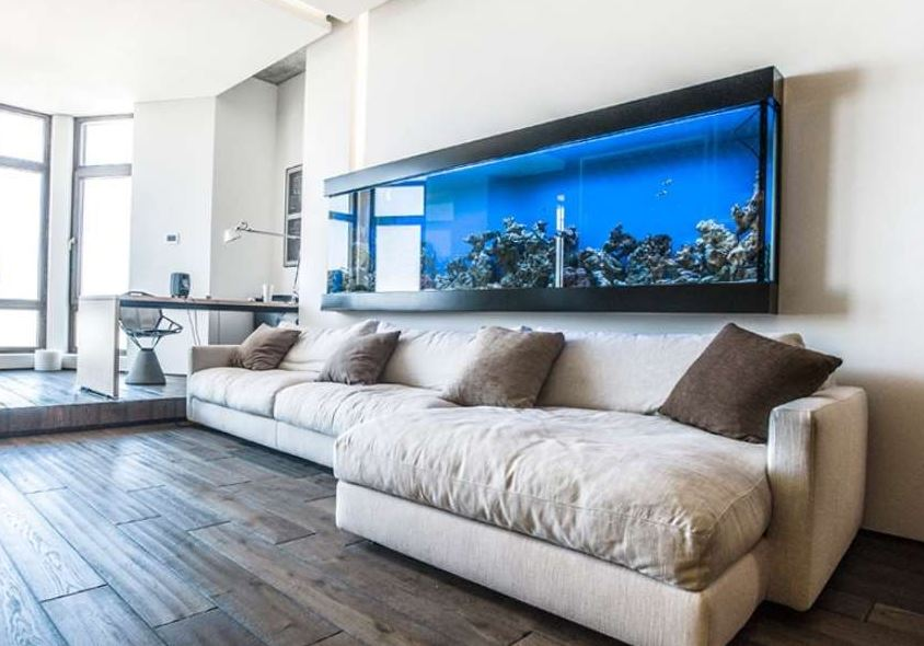 26 Unique Aquarium Furniture Ideas Innovative And Reliable