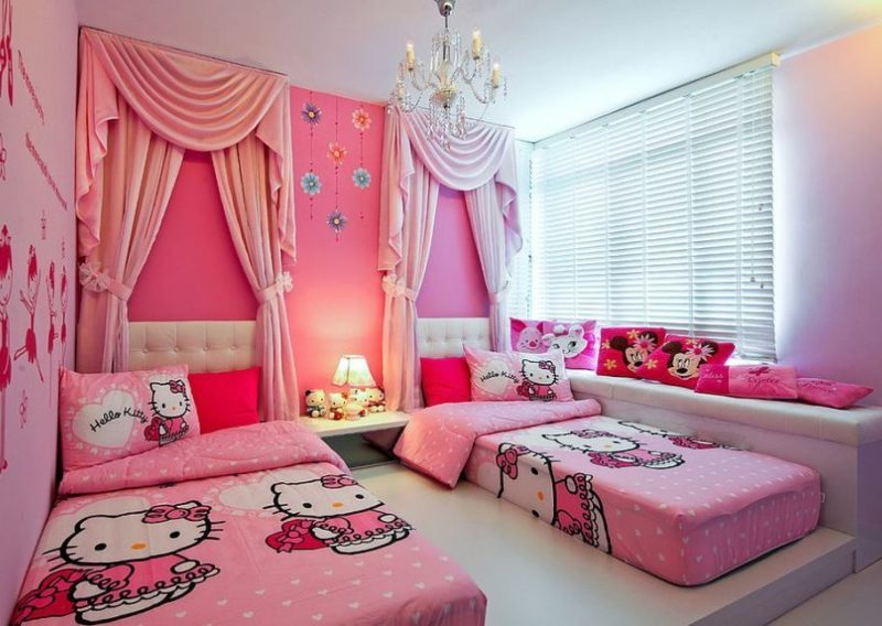 hello kitty bedroom in a box reviews