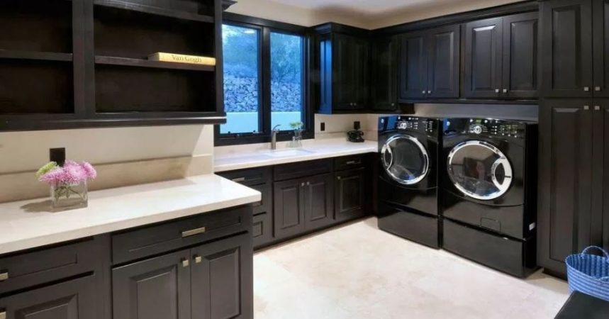7 Unique And Cool Basement Laundry Room Ideas Remodel Pictures