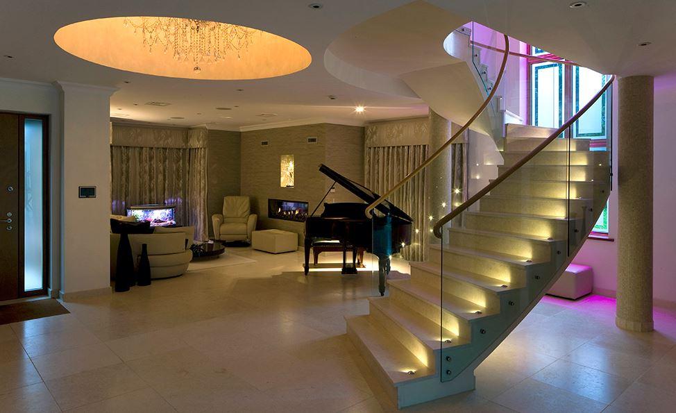 light for stairways