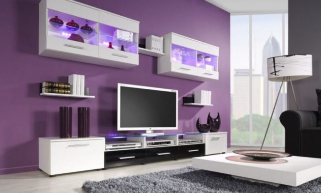 what color go good with purple for house check it out. Black Bedroom Furniture Sets. Home Design Ideas