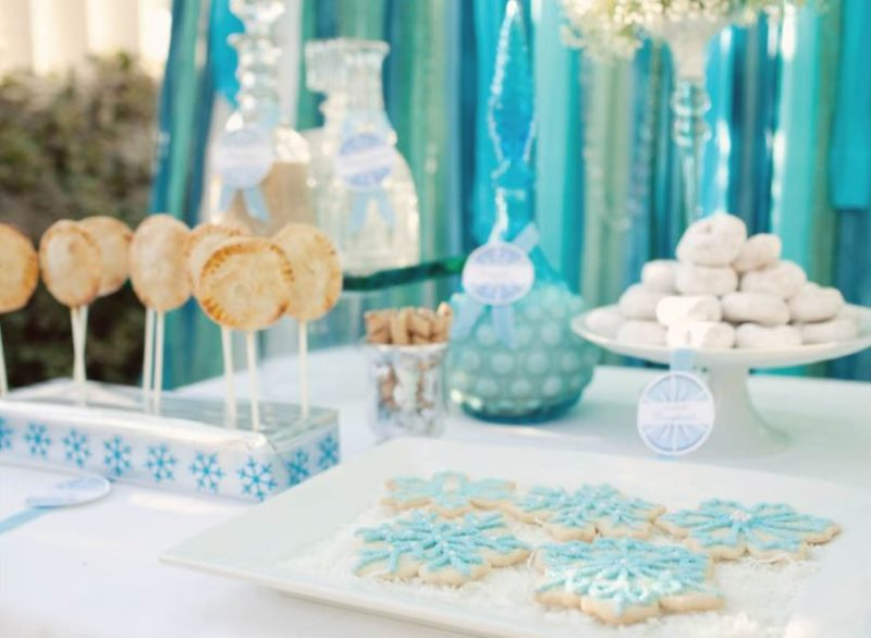 gender reveal party food ideas during pregnancy