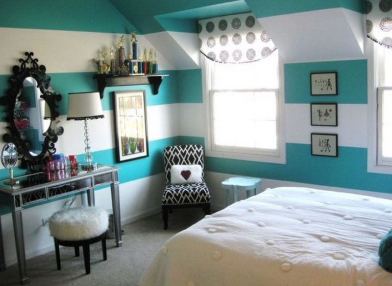 Cool Turquoise Bedroom Ideas