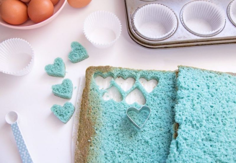 gender reveal party ideas for food